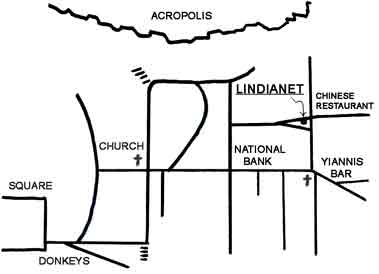 map for lindianet